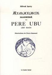 L'almanach illustré du père Ubu - Intérieur - Format classique
