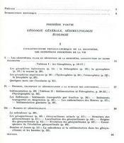 Histoire géologique de la biosphère - Intérieur - Format classique