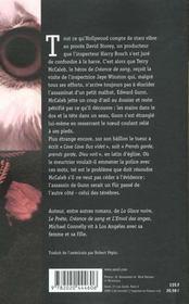 L'oiseau des ténèbres - 4ème de couverture - Format classique
