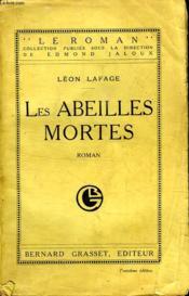 Les Abeilles Mortes. - Couverture - Format classique