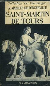 Saint-Martin De Tours. - Couverture - Format classique