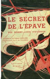 Le Secret De L'Epave - Couverture - Format classique