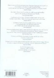 Revue La Regle Du Jeu N.32 - 4ème de couverture - Format classique
