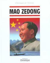Mao Zedong - Intérieur - Format classique