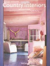 Country interiors - Couverture - Format classique
