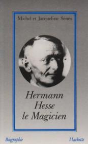 Hermann hesse le magicien - Couverture - Format classique