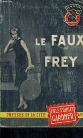 Le Faux Frey - Couverture - Format classique