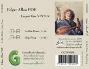 Le roi peste ; Hop-Frog - Couverture - Format classique