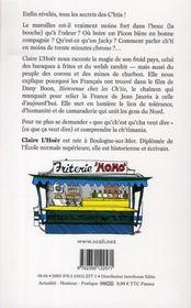 Les ch'tis ; le triomphe de la France authentique - 4ème de couverture - Format classique