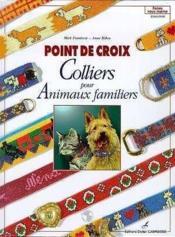 Point De Croix - Colliers Pour Animaux Familiers - Couverture - Format classique