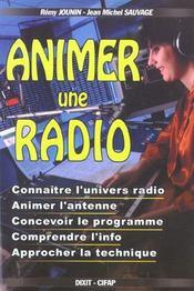 Animer une radio - Intérieur - Format classique