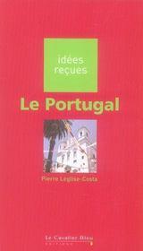 Le Portugal - Intérieur - Format classique