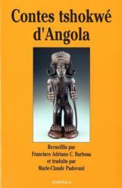 Contes tshokwe d'Angola - Couverture - Format classique