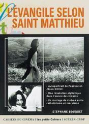 L'évangile selon Saint Matthieu - Couverture - Format classique