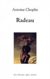 Radeau - Couverture - Format classique