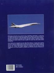 Concorde - 4ème de couverture - Format classique