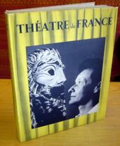 Théatre de France tome V. - Couverture - Format classique