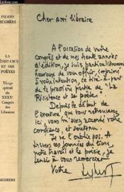 LA RESISTANCE ET SES POETES - Tirage spécial du XXXXè Congrès des Livraires. - Couverture - Format classique