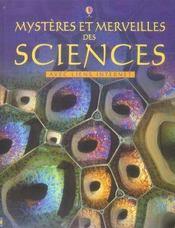 Merveilles Et Mysteres Des Sciences - Intérieur - Format classique