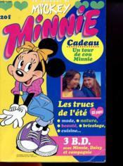 Le Journal De Mickey - Minnie Hors Serie : Daisy Et Le Chat Extraterrestre, Minnie Maman D'Un Jour, L'Etrange Ami De Daisy - Couverture - Format classique