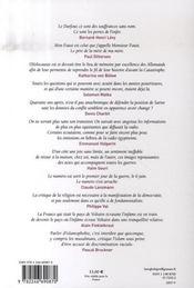 Revue La Regle Du Jeu N.34 - 4ème de couverture - Format classique