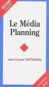 Le Media Planning - Couverture - Format classique