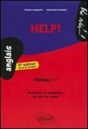 Help! - Couverture - Format classique