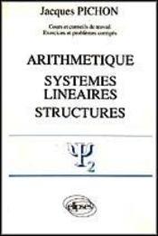Arithmetique Systemes Lineaires Structures - Intérieur - Format classique