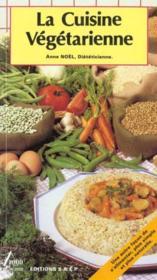 La cuisine vegetarienne - Couverture - Format classique