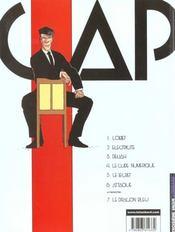 Capricorne T.1 ; l'objet - 4ème de couverture - Format classique