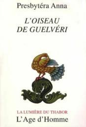 L'Oiseau De Guelveri - Couverture - Format classique