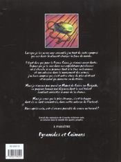 L'Ombre Des Anciens T.1 - 4ème de couverture - Format classique