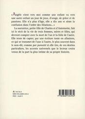 Le testament sans fin - 4ème de couverture - Format classique