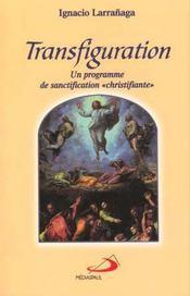 Transfiguration - Intérieur - Format classique
