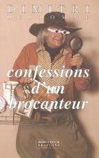 Confessions d'un brocanteur - Couverture - Format classique