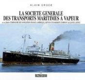 Socité generale des transports à vapeur - Couverture - Format classique