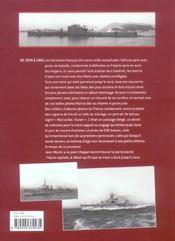 Navires francais 1939-1945 en images - 4ème de couverture - Format classique