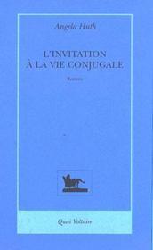 L'Invitation A La Vie Conjugale - Intérieur - Format classique