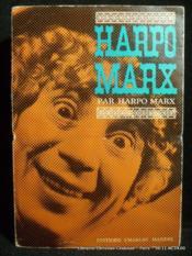 Harpo Marx - Couverture - Format classique