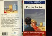L'Amour Baobab - Couverture - Format classique