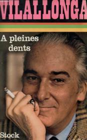 A Pleines Dents - Couverture - Format classique