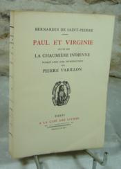 Paul et Virginie suivi de La chaumière indienne - Couverture - Format classique
