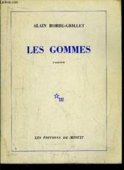 Les Gommes - Couverture - Format classique