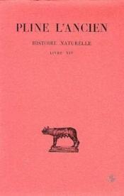 Histoire naturelle L14 - Couverture - Format classique