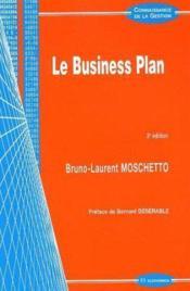 Le business plan - Couverture - Format classique