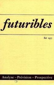 Futuribles N.11 Ete 1977 - Couverture - Format classique