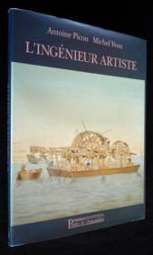 L'ingenieur artiste - Couverture - Format classique