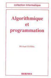 Algorithmique et programmation - Couverture - Format classique