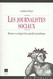 Journalistes sociaux - Intérieur - Format classique