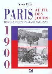 Paris au fil des jours en 1900 - Intérieur - Format classique